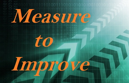 Three reasons measuring improves our results