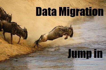 Data Migration – Plan the Plan