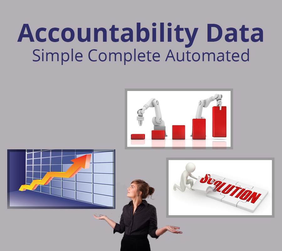 Accountability Data – Balancing – Simple, Complete and Automated
