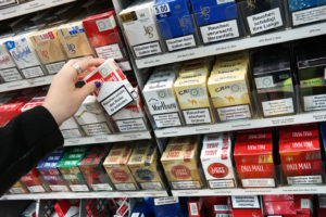 Image of Cigarette Multi-Pack Discounts for Scan Data